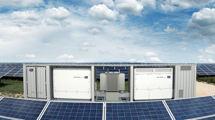 SMA supplies 1.2 GW power conditioner for large-scale photovoltaic power generation project in Australia